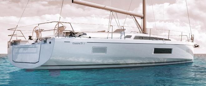 Beneteau Oceanis 51.1 Sailboat